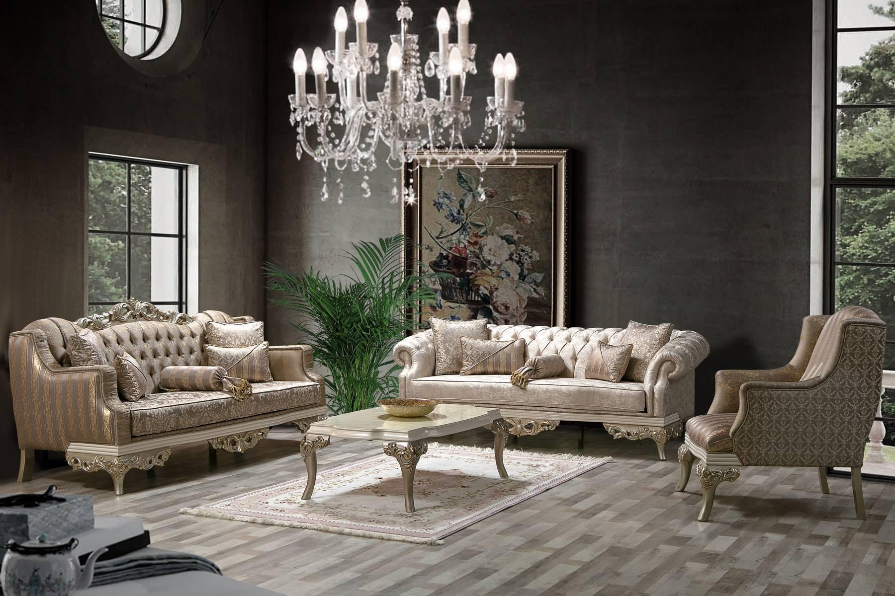 Купить элитную классическую мебель от производителя